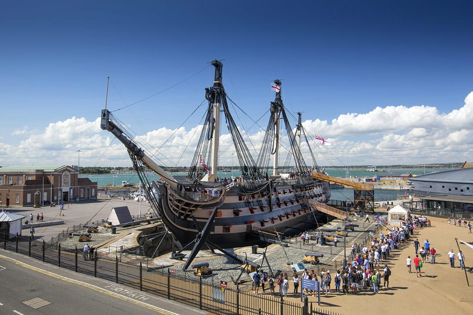 5 things portsmouth is famous for
