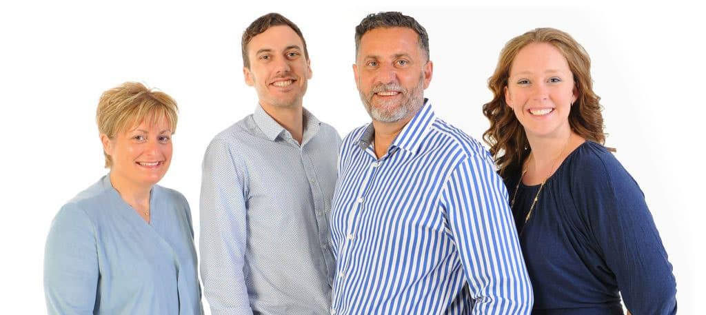 mortgage broker and advisor team
