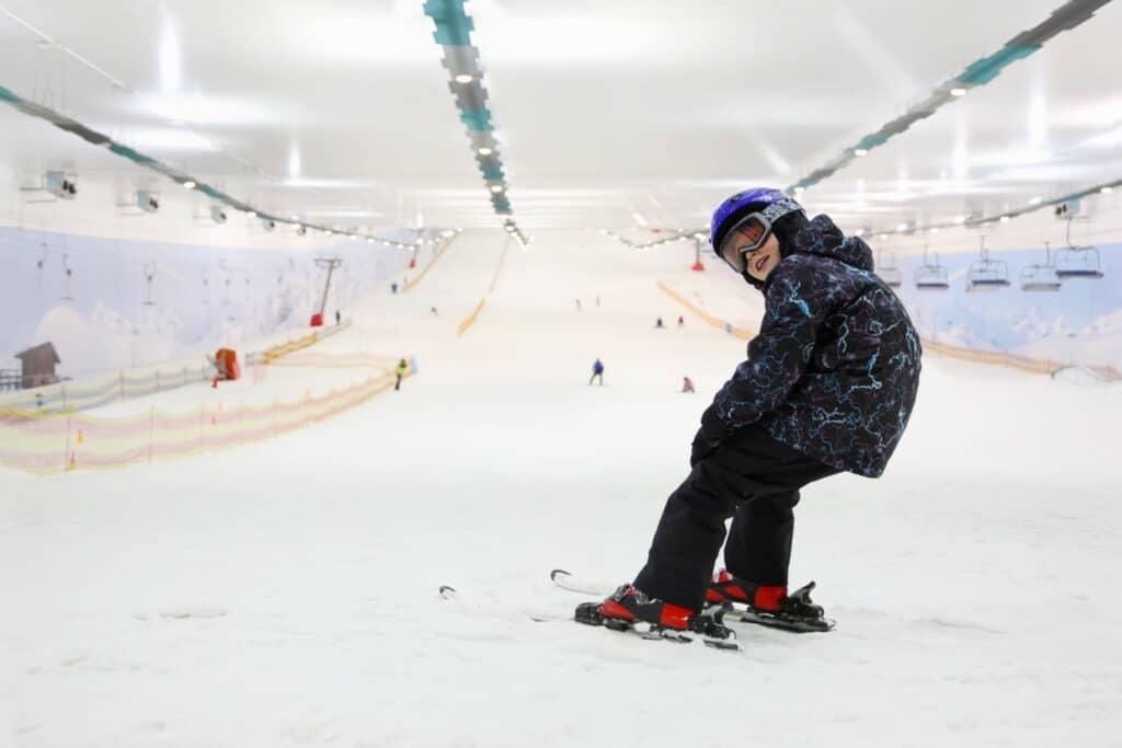 Indoor Skiing Milton Keynes
