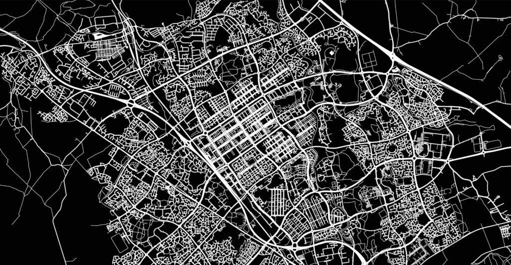 Milton Keynes Road Map