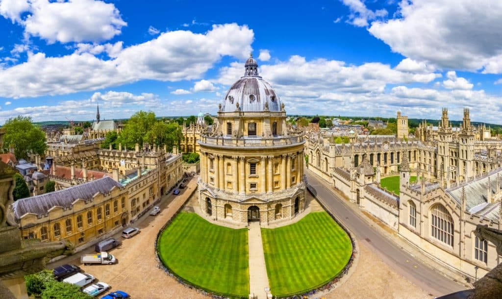 The Bodleian Library , University of Oxford,England,UK