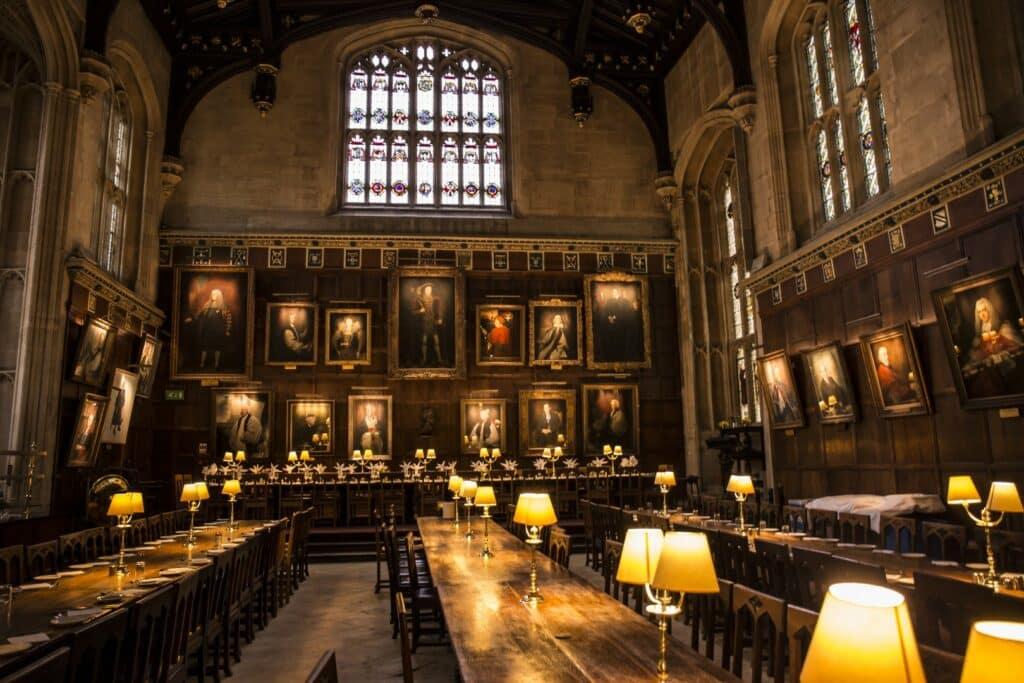 Oxford Uni Hall