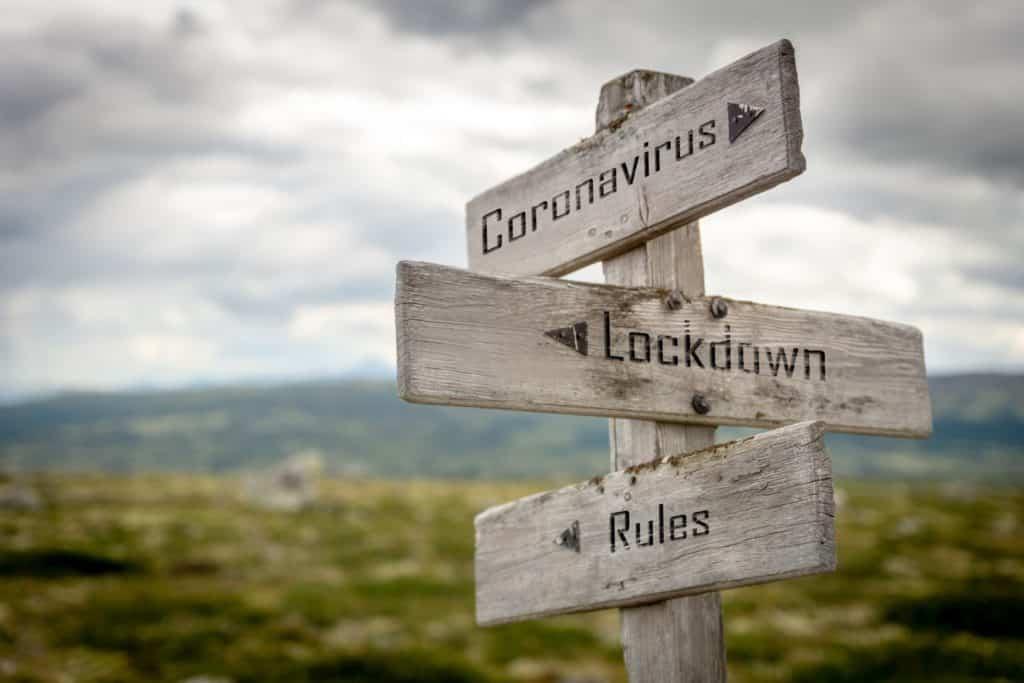 getting a mortgage during the UK Corona virus lockdown