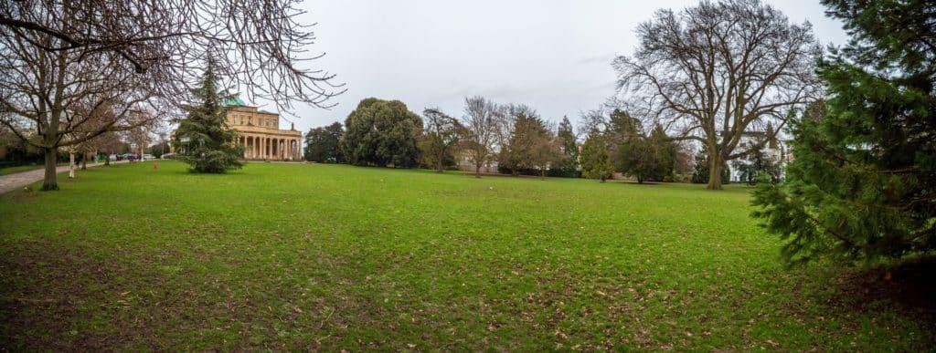 Pittville Park and Pump Room, Cheltenham