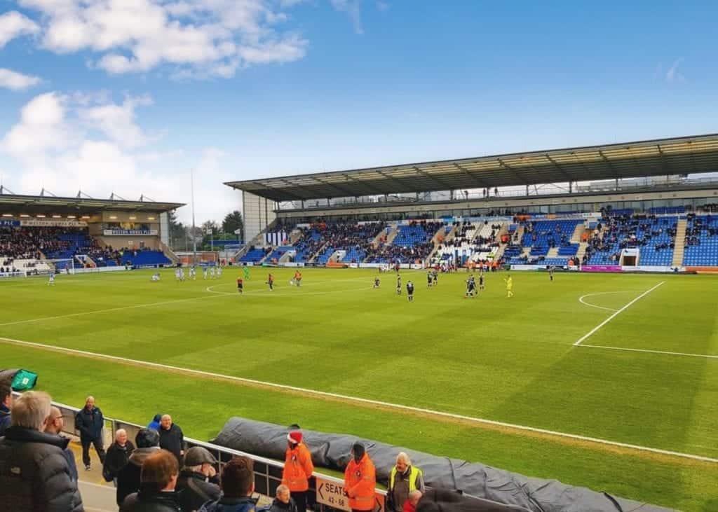Peterborough Football Weston Homes Stadium
