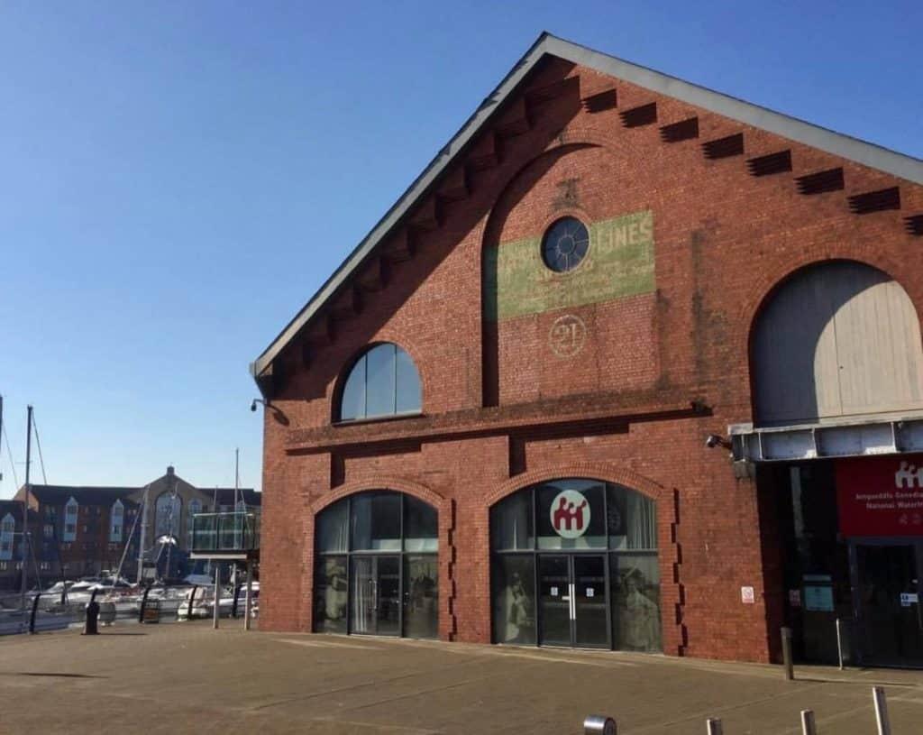 National Waterfront Museum Swansea