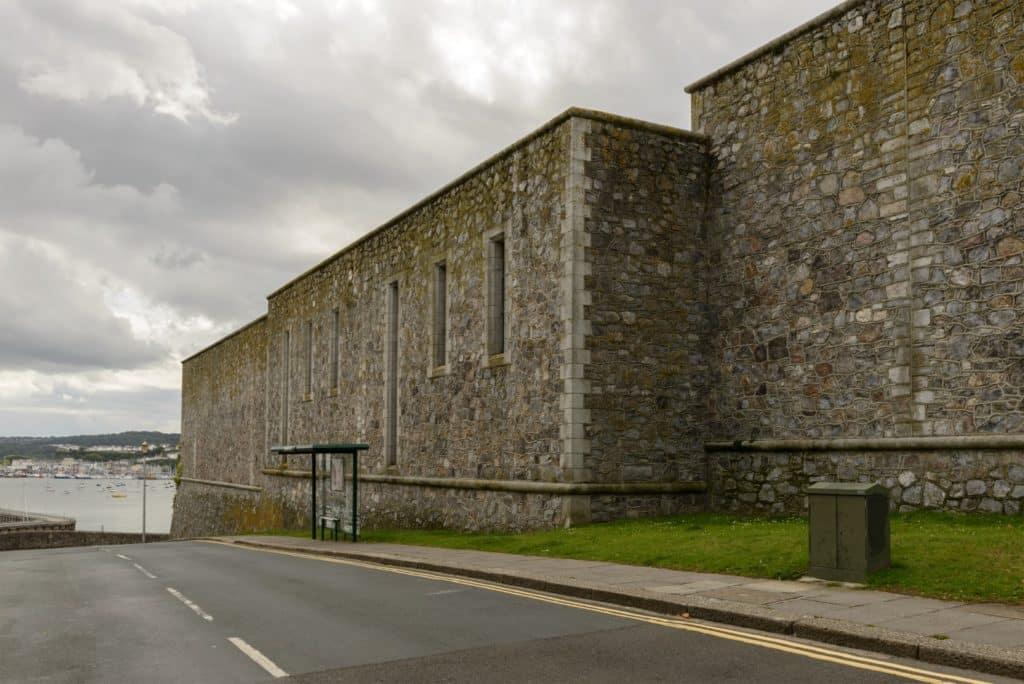 Royal Citadel fortifications, Plymouth